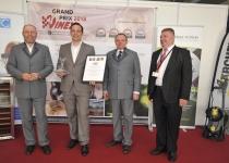 Vyhlášení Grand Prix Vinex 2018
